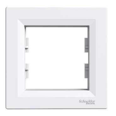 167e909758f6b0 SCHNEIDER ELECTRIC ASFORA Ramka pojedyncza biała EPH5800121 ...