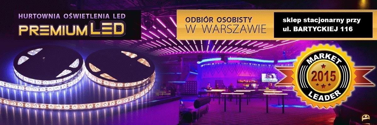 Taśma Led Warszawa Hurtownia Oświetlenia I Sklep Led W